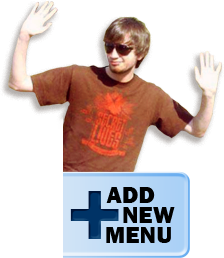 Travis wants to help you add a new menu